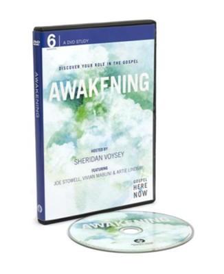 Awakening: Discover Your Role in the Gospel, DVD Study   -     By: Our Daily Bread