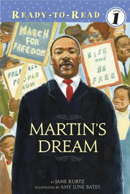 Martin's Dream - eBook  -     By: Jane Kurtz