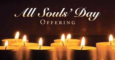 All Souls' Day Bilingual Offering Envelopes, 100  -