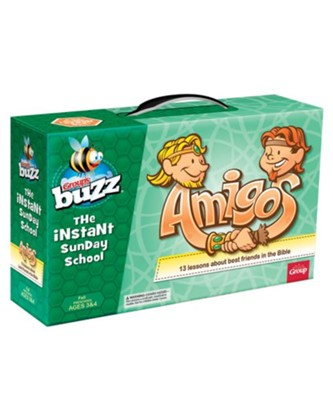 Buzz: Preschool Amigos Kit, Fall 2018  -