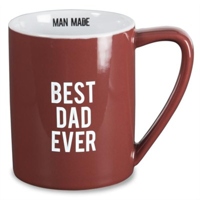 Best Dad Ever Mug  -