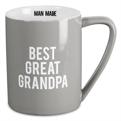 Best Great Grandpa Mug  -