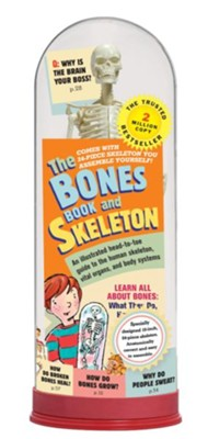 The Bones Book and Skeleton, Revised Edition   -