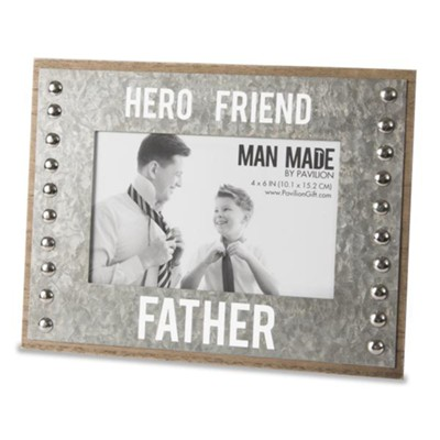 Hero Friend Father Photo Frame  -