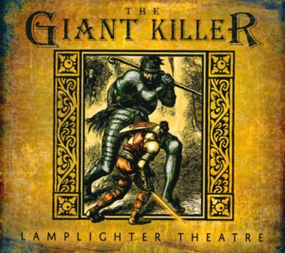 The Giant Killer - dramatized audio on CD  -