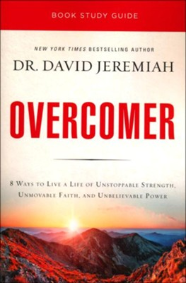 Overcomer, Book Study Guide   -     By: David Jeremiah