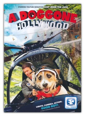 A Doggone Hollywood, DVD   -