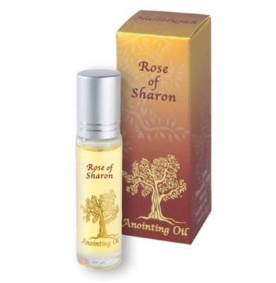 Anointing Oil: Rose of Sharon  -