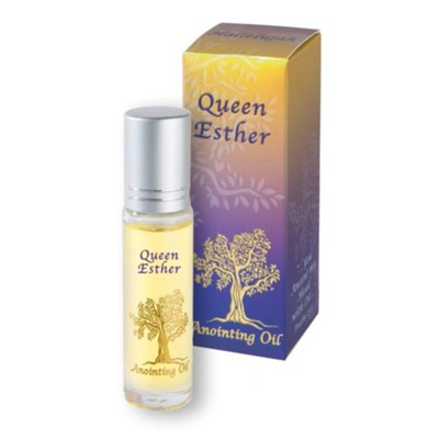 Anointing Oil: Queen Esther  -