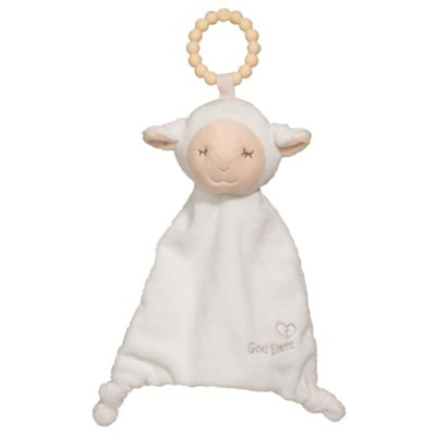God Bless Teether, Lamb  -