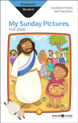Bible-in-Life: Preschool Sunday Pictures, Fall 2020  -
