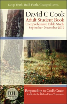Bible-in-Life: Adult Student Book, Fall 2019  -     By: Bible-in-Life