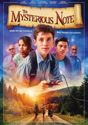 The Mysterious Note, DVD   -