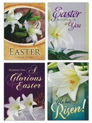 Easter (KJV) Box of 12 Cards  -