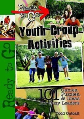 Ready-to-Go Youth Group Activities - eBook  -     By: John Clark