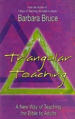 Triangular Teaching - eBook  -     By: Barbara Bruce