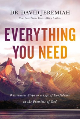 Everything You Need, Signature Edition with Devotions    -     By: Dr. David Jeremiah