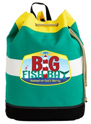 Big Fish Bay NKJV Intro Kit - Regular Baptist Press VBS 2020  -     By: Big Fish Bay