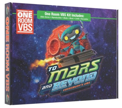 To Mars and Beyond One Room VBS Starter Kit - Cokesbury  2019  -