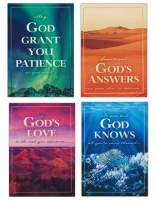 Listening from Above (NIV) Praying for You Cards, Box of 12  -