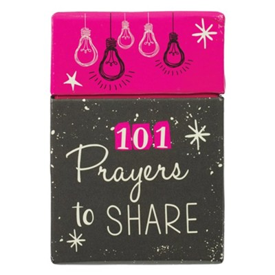 101 Prayers to Share, Box of Blessings  -