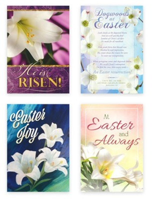 At Easter and Always (KJV) Boxed Cards, 12  -
