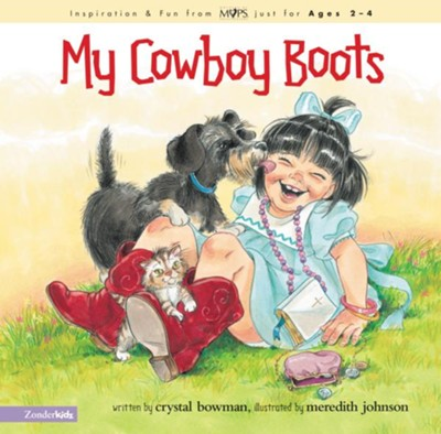 My Cowboy Boots Ebook Crystal Bowman Meredith Johnson