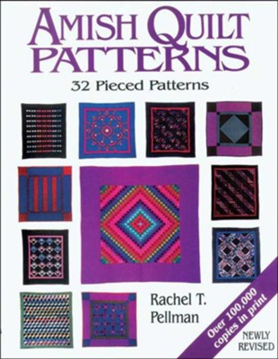 Amish Quilt Patterns  -     By: Rachel Pellman