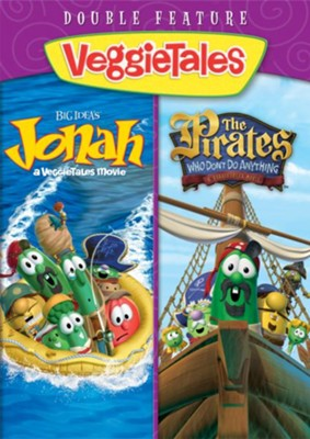 Jonah/The Pirates Double Feature, DVD   -