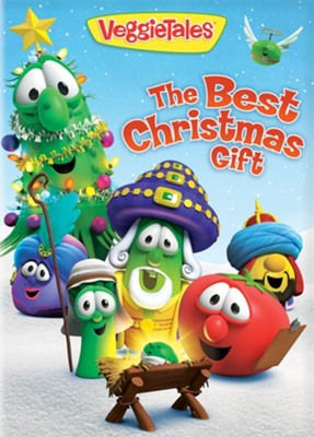 VeggieTales: The Best Christmas Gift, DVD   -