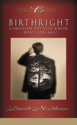 Birthright: Christian, Do You Know Who You Are? - eBook  -     By: David C. Needham