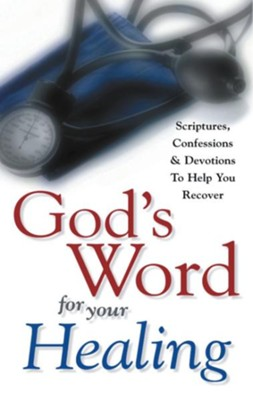 God's Word For Your Healing - eBook  -