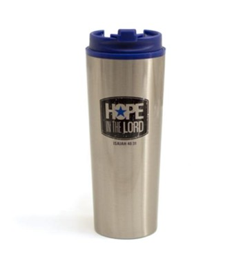 Hope in the Lord Tumbler  -