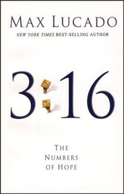 3:16--The Number of Hope, Large Print  -     By: Max Lucado