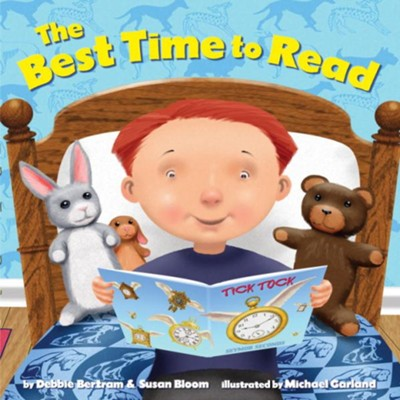 The Best Time to Read - eBook  -     By: Debbie Bertram