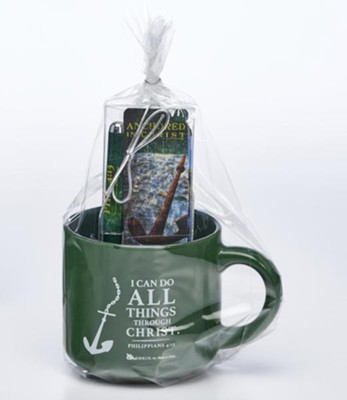 I Can Do All Things, Mug, Pen and Bookmark Gift Set  -