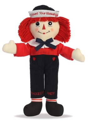 Raggedy Andy Doll, Blessings  -