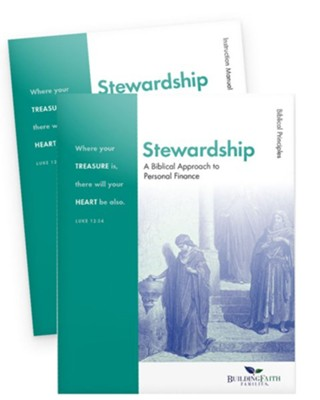 Stewardship Instruction Pack (2nd Edition)   -