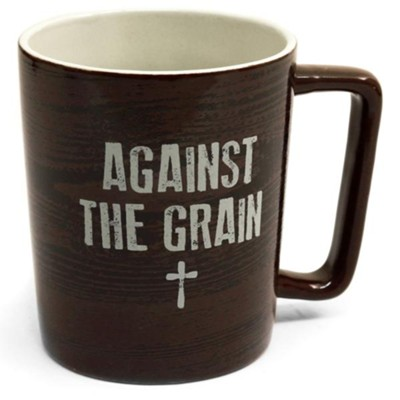 Against the Grain, KJV, Mug  -