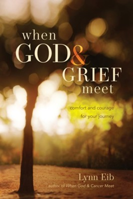 When God & Grief Meet: True Stories of Comfort and Courage - eBook  -     By: Lynn Eib