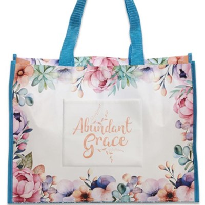 Abundant Grace Tote Bag  -