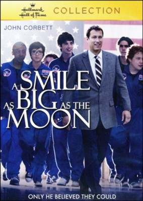A Smile As Big As the Moon, DVD   -
