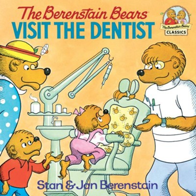 The Berenstain Bears Visit the Dentist - eBook  -     By: Stan Berenstain, Jan Berenstain