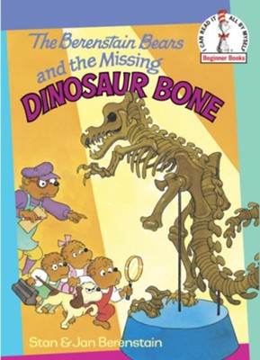 The Berenstain Bears and the Missing Dinosaur Bone - eBook  -     By: Stan Berenstain, Jan Berenstain
