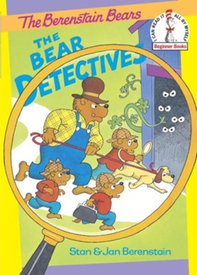 The Bear Detectives - eBook  -     By: Stan Berenstain, Jan Berenstain