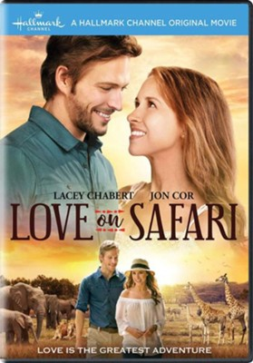 Love on Safari, DVD    -