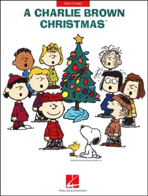 A Charlie Brown Christmas (Easy Piano Songbook)   -