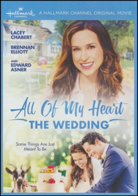 All of My Heart: The Wedding, DVD   -