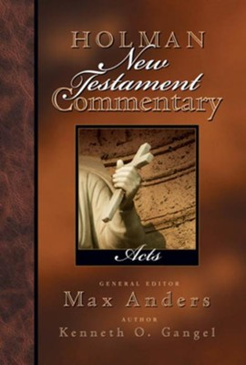 Holman New Testament Commentary - Acts - eBook  -     By: Kenneth O. Gangel