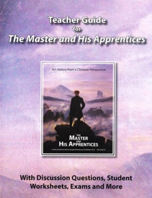 The Master and His Apprentices Teacher Guide   -     By: Gina Ferguson